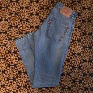 Levi's 511 size 28x30 jeans